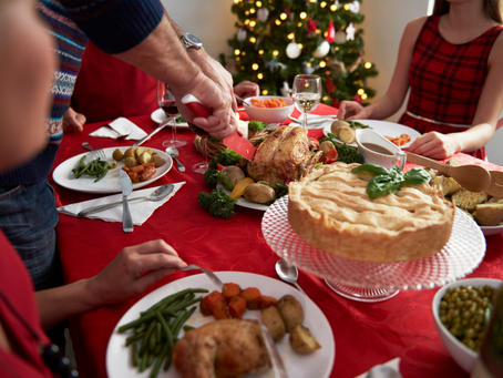 8 Ways to keep off the Holiday Weight