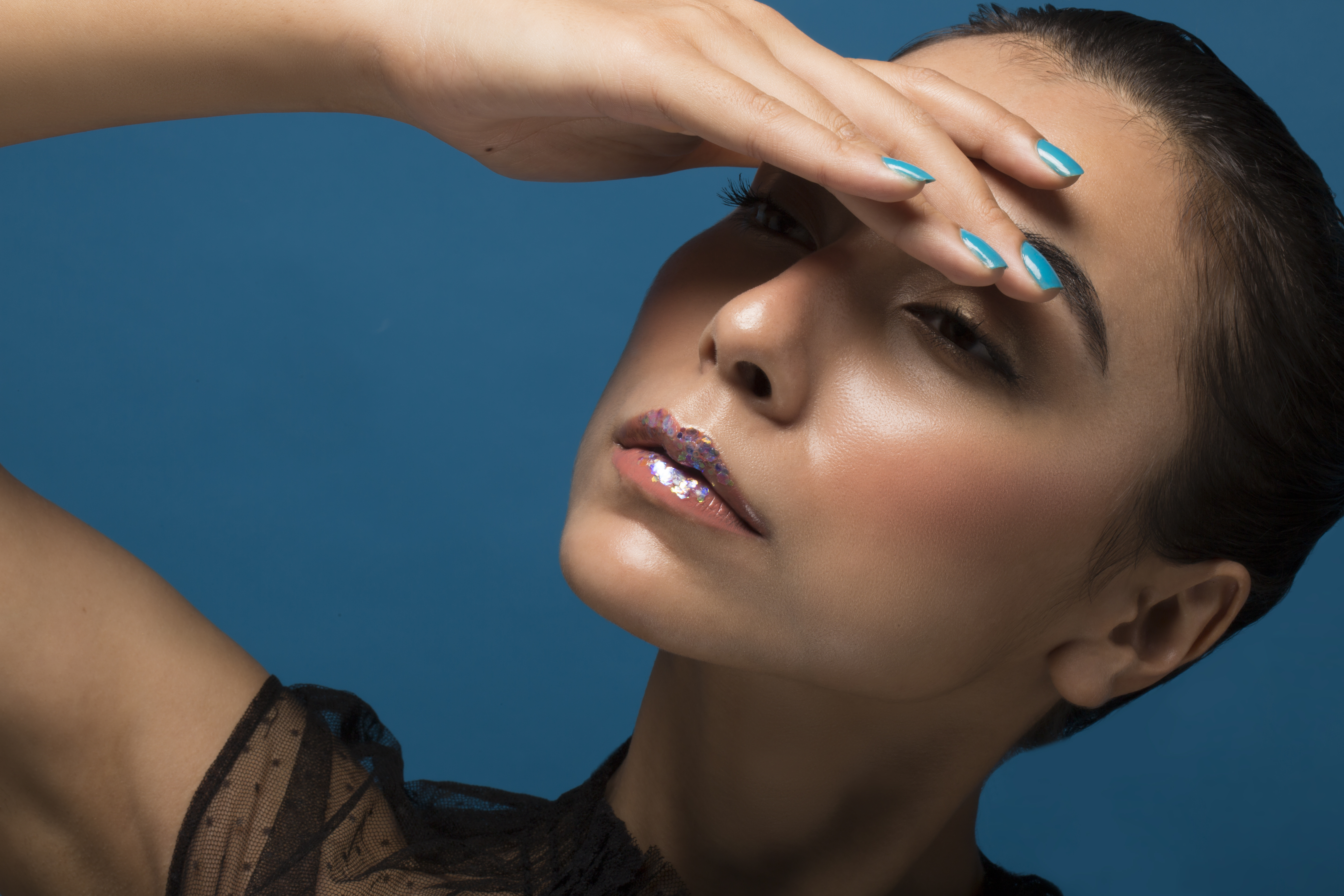 Unfurl- Beauty Editorial published in IMIRAGE magazine.