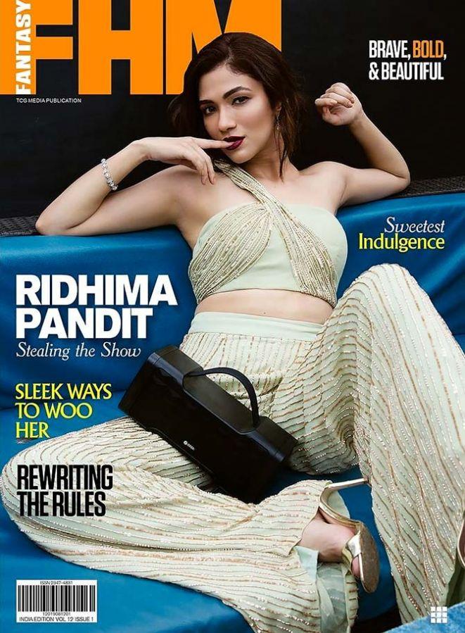 Ridhima Pandit