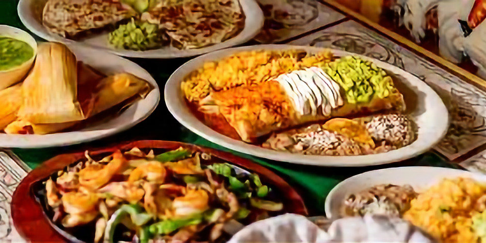 ALL YOU Mexi-CAN EAT MENU
