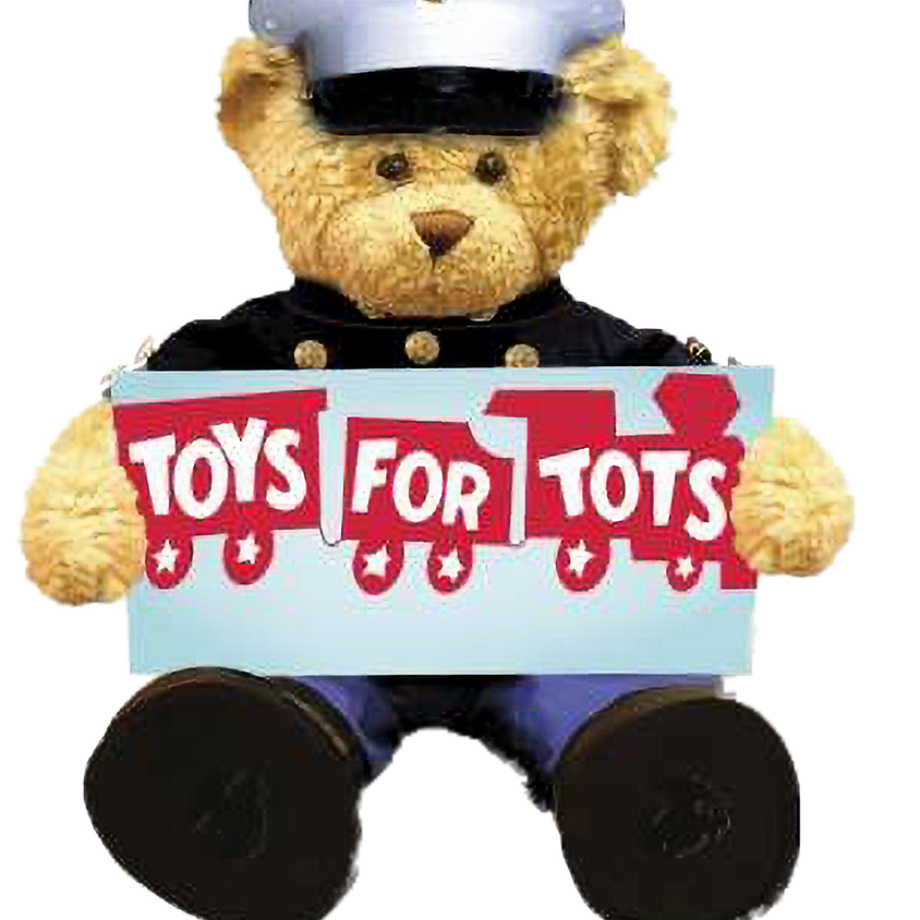 Toys For Tots Giveaway