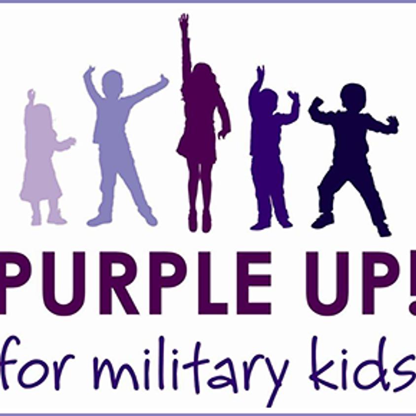 Military Kids Appreciation Day