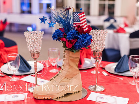 Combat Boots 2 The Boardroom Inaugural Silent Auction