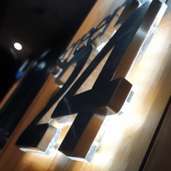 illuminated signs barnsley