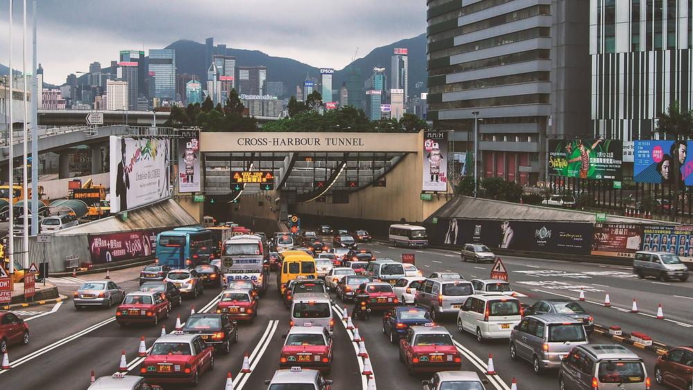 Tắc nghẽn giao thông