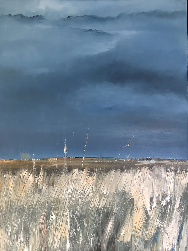 'The calm before the storm' Blakeney Poi