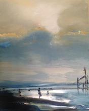'One last fish' Weybourne beach