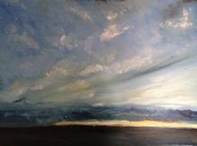 'Evening light' Weybourne