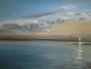 latest painting awaiting delivery!!