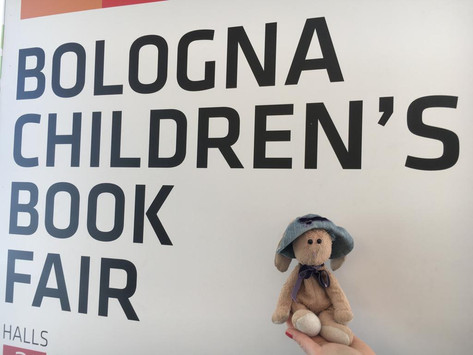 Magic in bologna – Bunny's star is born at the Bologna Children's Book Fair