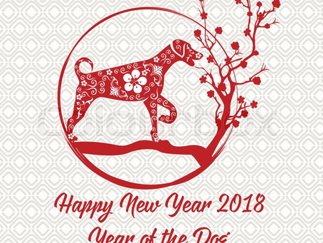 What does a Dog cook for 2018, year of the Dog?
