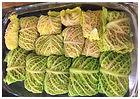 Голубцы – stuffed cabbage rolls a personal winter comfort food