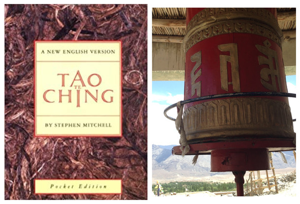 A Life in Books: Chapter six the Tao Te Ching / Meditation Stories No. 1