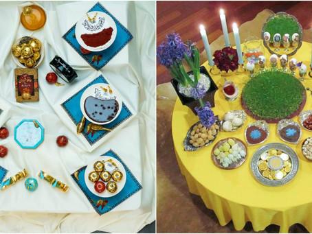 Nowruz: Welcome Spring