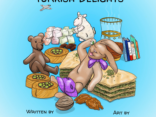 TURKISH DELIGHTS – Pre-order your copy today