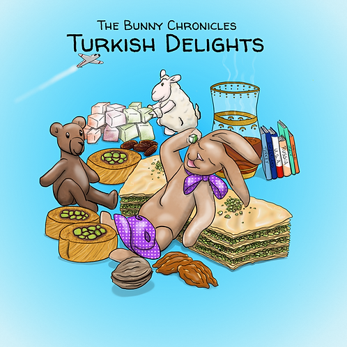 B3: The Bunny Chronicles – Turkish Delights