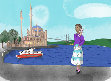 Istanbul: the magical city where Bunny was born