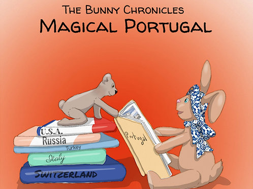 M1: Magical Portugal cover