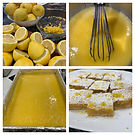 Dreaming of Sicily - Mom's lemon bars