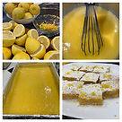 Dreaming of Sicily - Mom's lemon bars