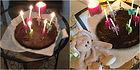 Bunny's only dessert: Maggie's gluten-free chocolate orange cake