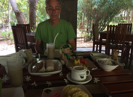 Coconut – Southern India and Sri Lanka in a nut and a cookie, literally