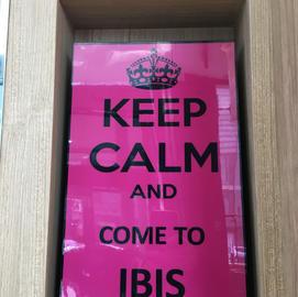 . Ibis Ambassador .