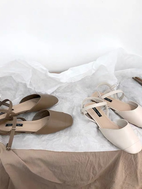 SE026 仙氣包頭涼鞋