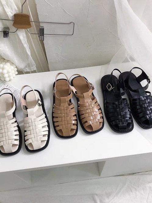 SE322 復古羅馬軟底鞋