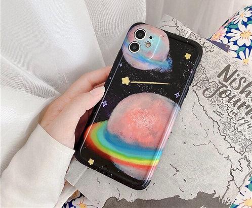 CS346彩虹星球包邊軟殻
