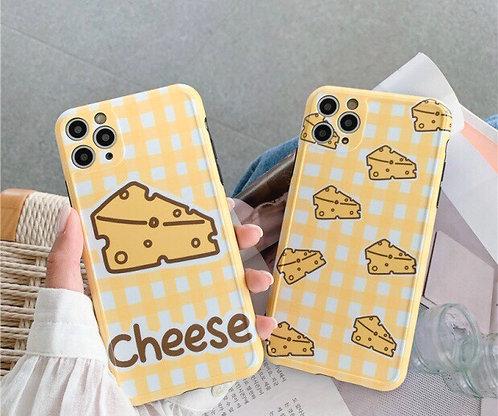 CS259黃色奶酪包邊軟殼