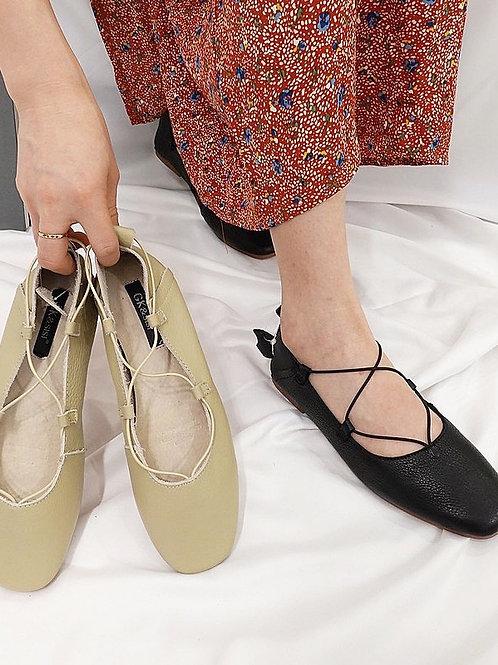SE175 舒適休閒柔軟平底鞋