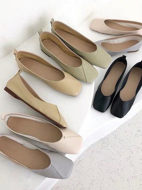SE269 韓版休閒氣質平底鞋