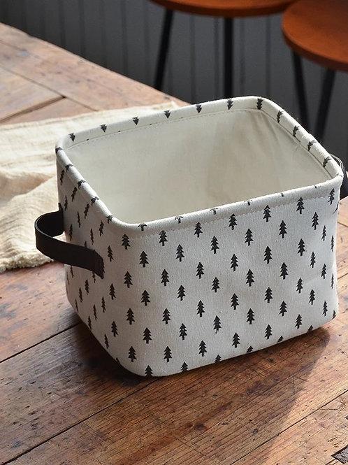 小清新布製儲物袋