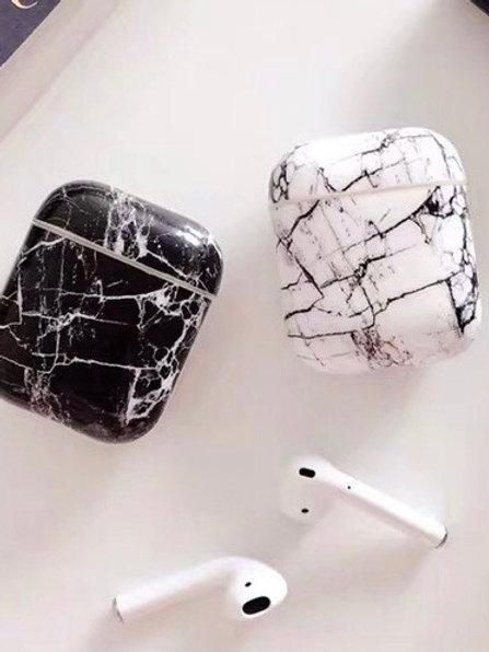 CS742大理石紋Airpods保護套