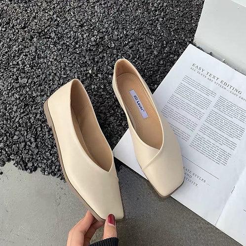SE009 氣質休閒平底鞋