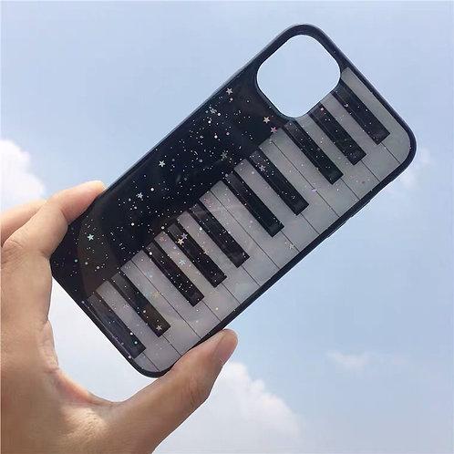 CS468星星鋼琴包邊軟殻