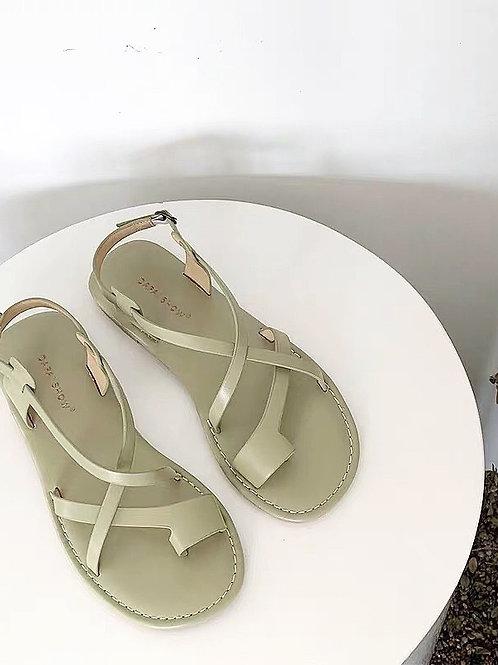 SE046 韓版網紅涼鞋