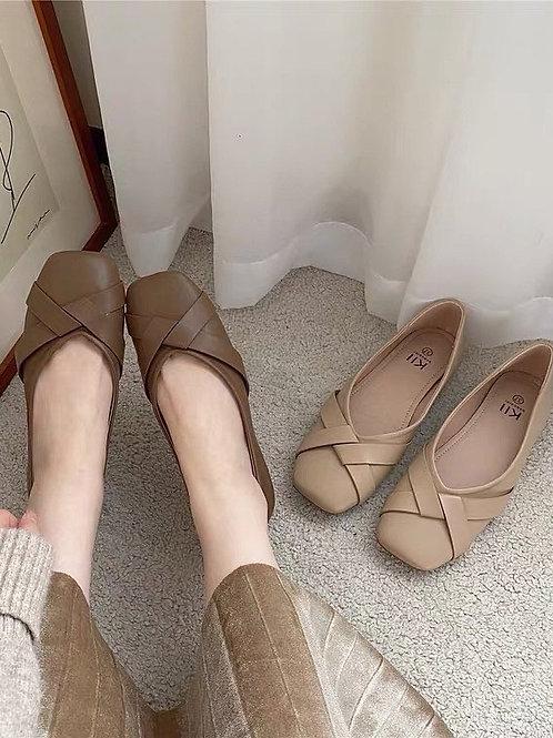 SE266 不規則花紋休閒鞋