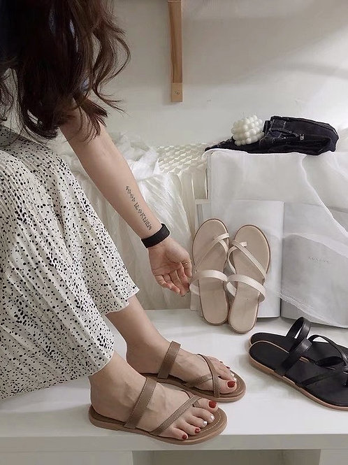 SE311 夏季百搭休閒涼鞋
