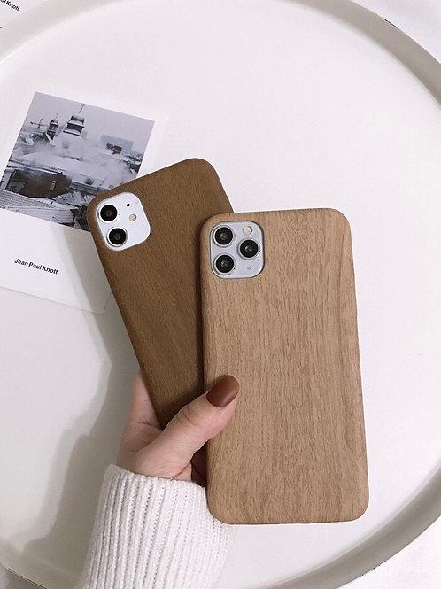 CS713簡約木紋軟殻