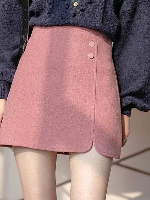 SH642 百搭小眾設計半身裙