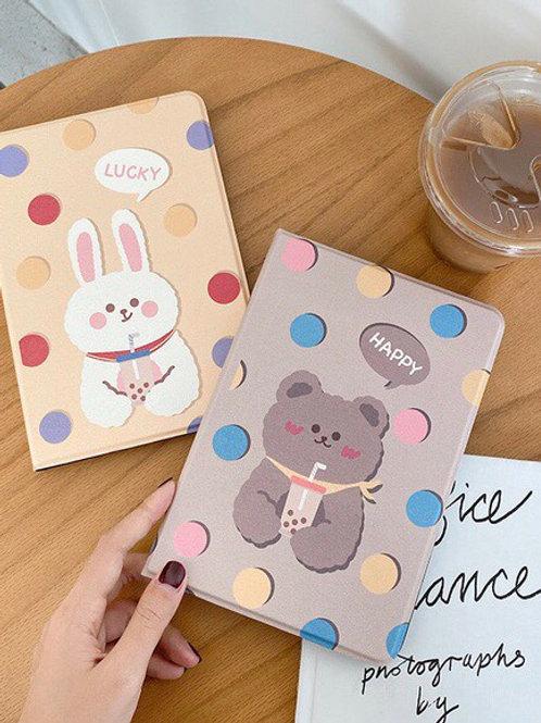 IC006韓風卡通仿皮保護套
