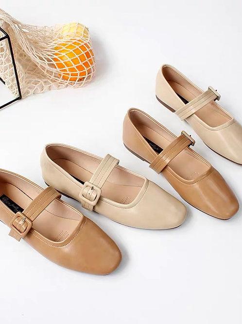 SE212 日系柔軟平底鞋