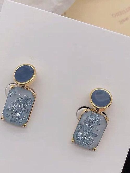 簡約氣質耳環 (925銀針/耳夾)
