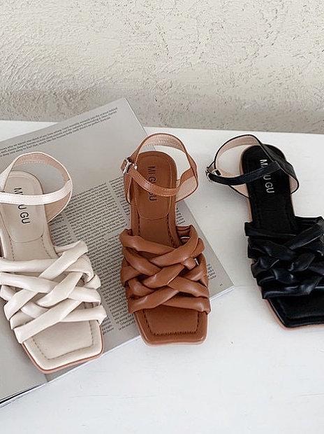 SE331 羅馬風格軟底涼鞋