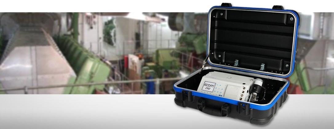 EN3 suitcase - new