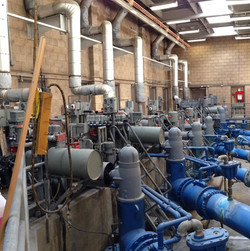 Huntington Beach Water engine cooler