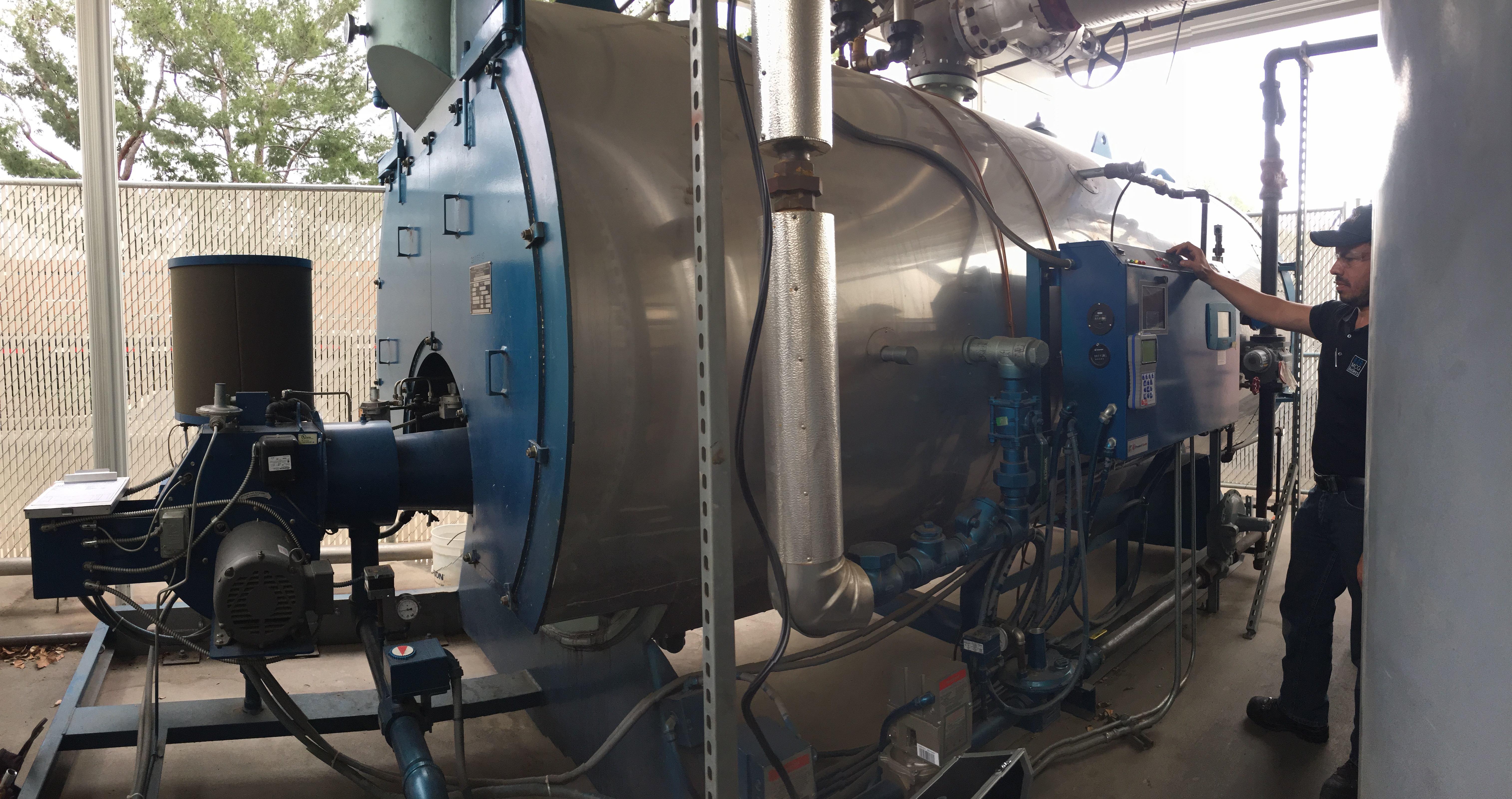 Boiler Tuning