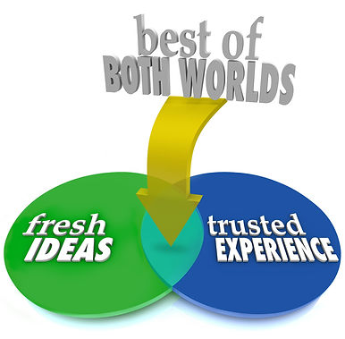 fresh ideas and trusted experience ECOM products